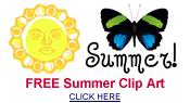 free summer clip art