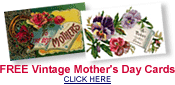 free vintage greeting cards for Mother's Day