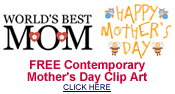 free Mothers Day clip art