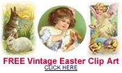free vintage Easter images