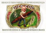 Dick-Cop-vintage-cigar-label1
