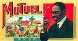 Mutuel-vintage-cigar-label