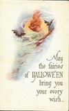 vintage-Halloween-woman-bats-broomstick-card