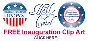 Inauguration Day clip art
