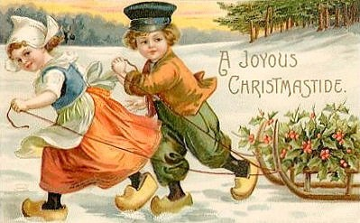 Free Clip Art from Vintage Holiday Crafts » Blog Archive ...