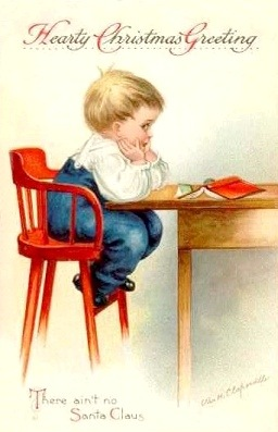 Holiday crafts 187 blog archive 187 free vintage christmas cards cute