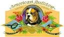 free vintage clip art American bulldog cigars label