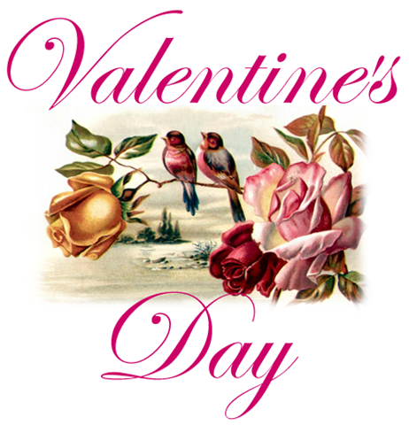 Free Valentine Clipart on Holiday Crafts    Blog Archive    Free Vintage Valentine Clip Art