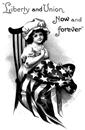 vintage-Betsy-Ross-American-flag-clip-art