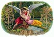 Angel-vintage-cigar-label