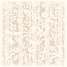 Floral white and brown background vintage free