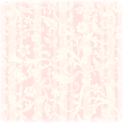 Craft Ideas Vintage Suitcase on Floral White And Pink Striped Vintage Wedding Scrapbook Paper1 Png