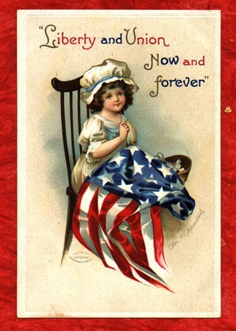 Free Clip Art from Vintage Holiday Crafts » Blog Archive ... Vintage Americana Graphics