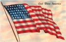 vintage-patriotic-American-flag-God-bless-America