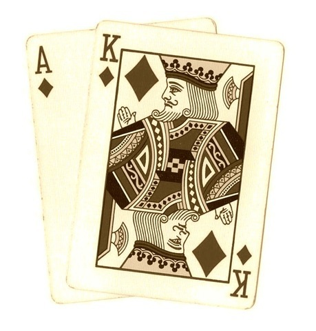 Crafts With Old Playing Cards
