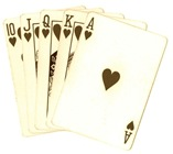 playing-cards-royal-flush-sepia-tone-poker-clip-art