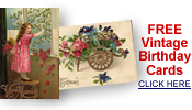 free vintage birthday cards