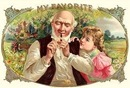 free vintage clip-art-My-Favorite-cigar-label-man-and-grandchild