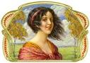 free vintage clip art woman