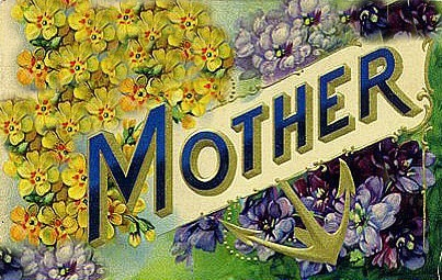 Free Printable Vintage Mother's Day Cards