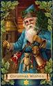 vintage-santa-reindeer-toys-holly-christmas-cards