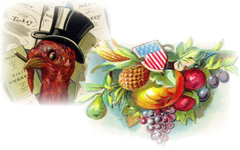 Free Vintage Thanksgiving Clip Art